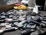 rifiuti elettronici, riciclo
