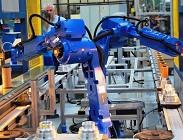 Aumenta la richiesta di robot