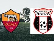 Roma Astra streaming live. Dove vedere link (aggiornamento)