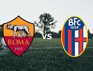 Roma Bologna streaming live gratis migliori siti web, link Dove vedere