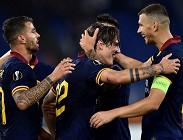 Roma Borussia Monchengladbach streaming gratis