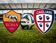 Roma Cagliari siti web e link streaming