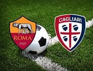 Streaming Roma Cagliari diretta live gratis