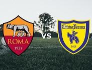 Roma-Chievo streaming
