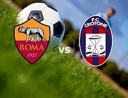 Roma Crotone streaming gratis diretta live. Dove vedere diretta streaming gratis live
