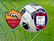 Crotone Roma streaming gratis live. Dove vedere su link, siti web