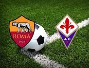 Roma Fiorentina streaming live gratis. Dove vedere link migliori, siti web