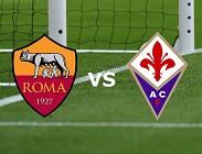 Roma Fiorentina streaming gratis live diretta. Vedere (aggiornamento)