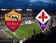 Roma Fiorentina streaming gratis dopo streaming scorsa diretta