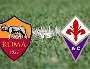 Roma Fiorentina siti web e link streaming