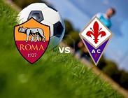streaming Roma Fiorentina