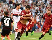 Roma Genoa Serie A streaming