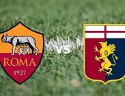 streaming Roma Genoa