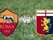 Roma Genoa in streaming