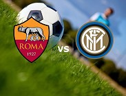 Roma Inter streaming live gratis. Dove vedere link, siti web