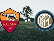 Roma Inter diretta live streaming