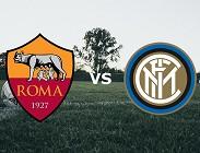 Roma Inter streaming gratis live migliori siti web, link. Dove vedere