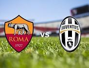 streaming Roma Juventus