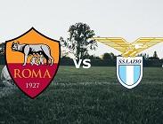 Roma Lazio streaming diretta live gratis