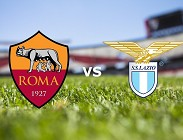 Roma Lazio partita Serie A streaming