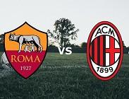 streaming Roma-Milan