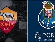 Roma Porto streaming gratis live. Vedere su link migliori, siti web (AGGIORNAMENTO)