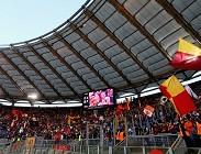 Streaming Roma Sassuolo diretta live gratis