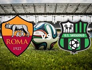 Roma Sassuolo in streaming