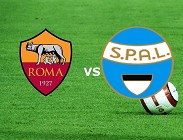Roma SPAL diretta live streaming siti web Rojadirecta
