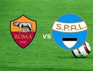 Streaming Roma SPAL diretta live gratis