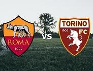 Streaming Roma Torino diretta live