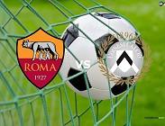 Roma Udinese vedere gratis live diretta streaming link, siti web migliori