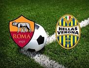 Streaming Roma Verona