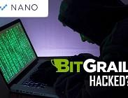Furto di criptovalute, la posizione di Bitgrail