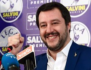 Salvini incontro Sindacati Luglio