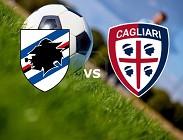 Sampdoria Cagliari streaming