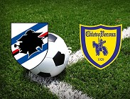 Sampdoria Chievo in streaming