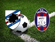 Sampdoria Crotone in streaming