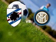 Sampdoria Inter streaming. Siti web, link. Dove e come vedere.