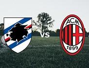 Sampdoria Milan streaming live gratis link migliori, siti web. Dove vedere (aggiornamento)
