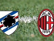 Sampdoria Milan in streaming