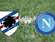 Sampdoria Napoli live streaming