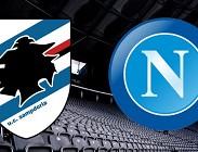 Sampdoria Napoli streaming senza abbonamento