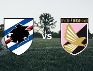 Sampdoria Palermo streaming gratis live link, siti web. Dove vedere