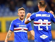 Streaming Sampdoria Roma diretta live gratis