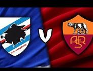Streaming Sampdoria Roma siti web
