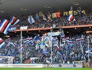 Sampdoria Roma streaming siti web Rojadirecta