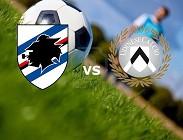Sampdoria-Udinese streaming