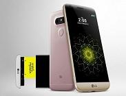 Samsung Galaxy S7 e Lg5: uscita, caratteristiche, prezzi in Italia e all'estero ufficiali. Video nuovi cellulari