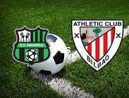 Sassuolo Ath Bilbao streaming. Come e dove vedere. Siti web, link